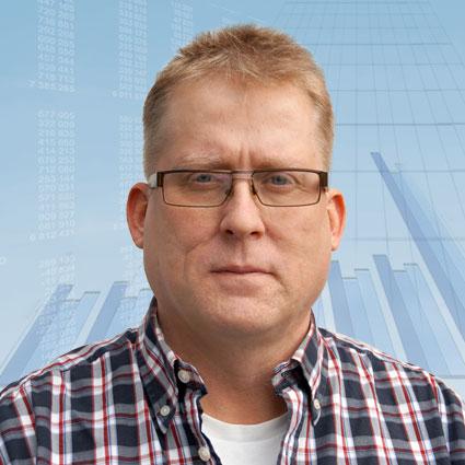 Ari-Matti Rännäli hoitaa Econian isännöintipalvelut