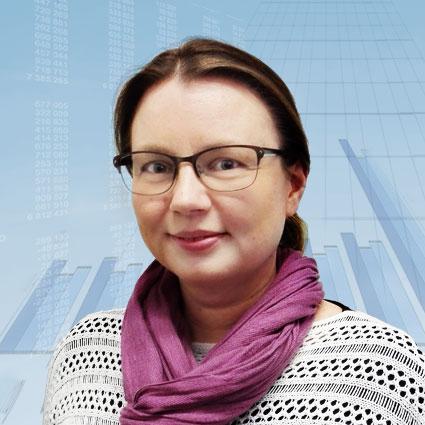 Marika Kivimäki Econia Yrityspalvelut Rauman lähitoimipiste