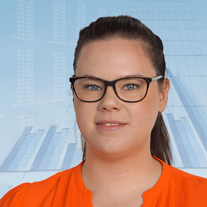 Jenni Porkka, talousasiantuntija, Pori