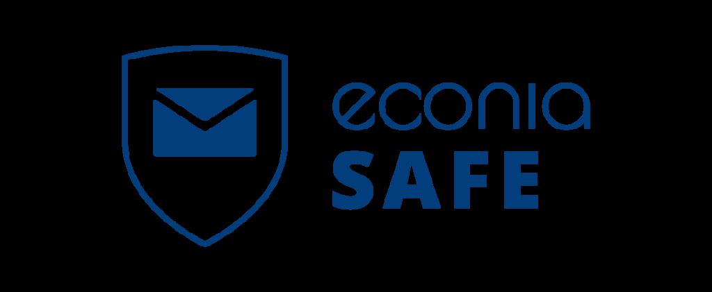 Econia Safe - GDPR-turvallinen viestien välityskanava