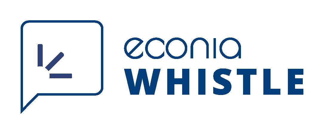 Econia Whistle - anonyymi ilmoituskanava